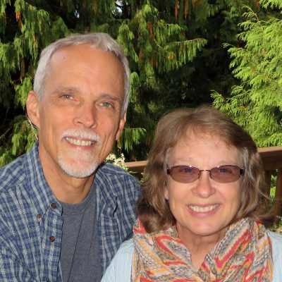 Marc and Suzanne Jacobson