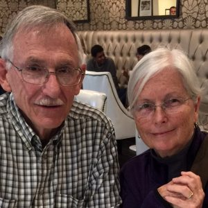 Don and Marie Burgess