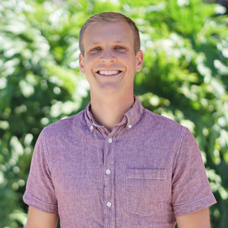 Dan Westman, Pastor to Young Adults