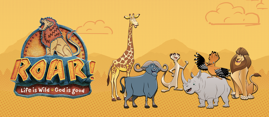 in the wild vbs clip art