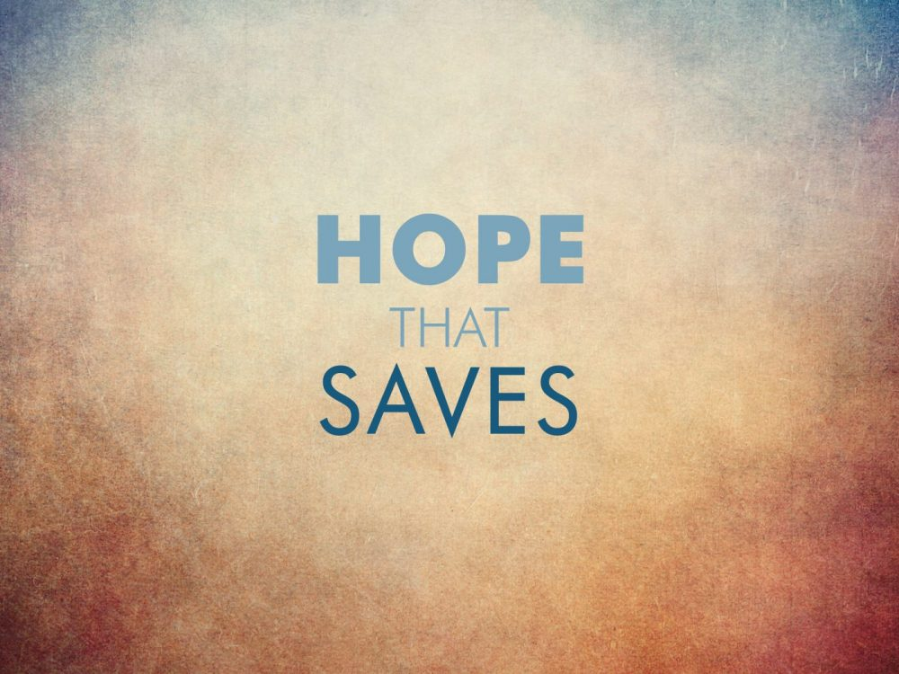 Hope that Saves