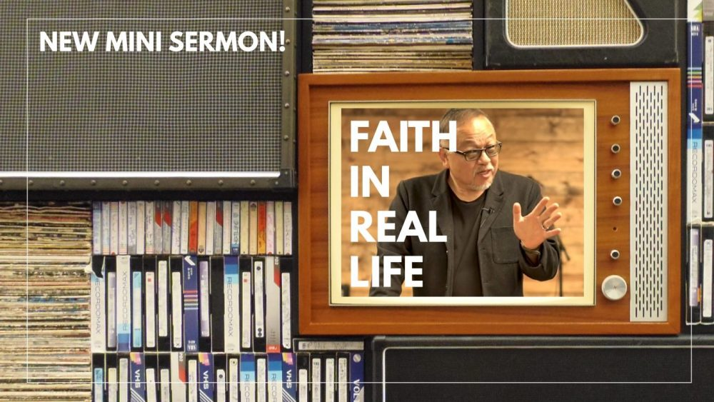 Faith In Real Life - Mini Sermons